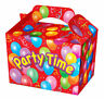 20 Party Time Party Boxes - Food Loot Lunch Cardboard Gift Kids Frozen