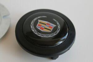 Horn Button Fits CADILLAC Badge Fits MOMO RAID SPARCO OMP NRG Steering wheel