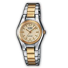 Casio Quarz-Armbanduhren aus Silber