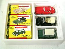 Schuco Piccolo Geschenkset 01238 MB 300SL, Mini, Käfer Cabrio,Auflage 4000St,neu