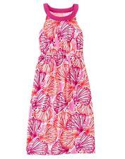 NWT Gymboree Mix N Match Girl SeaShell Maxi Dress 7/8