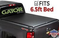 Gator ETX Roll-Up (fits) 2014-2018 Silverado Sierra 6.5 FT Tonneau Bed Cover