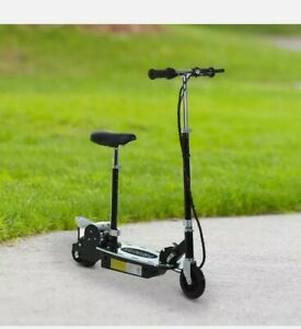 =Teens Foldable E-scooter Ride Around New Electric Scooter 12v Battery 120w 7:21