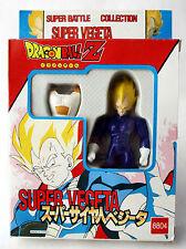 VINTAGE 90'S DRAGON BALL Z SUPER VEGETA FIGURE KO SUPER BATTLE COLLECTION NEW !