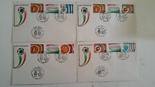 BUSTE FDC ITALIA'90 verona stadio bentegodi