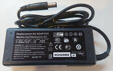 Compaq CQ 50 60 HP DV 6 7 laptop replacement AC adapter 18.5V 3.5A 7.4 x 5.0mm