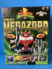 Bandai Mighty Morphin Power Rangers Legacy Dino Megazord Action Figure With Box