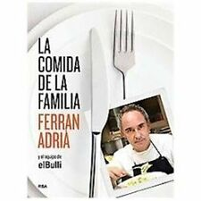 COMIDA DE LA FAMILIA, LA (td), ADRIA, FERRAN, Good Condition, Book