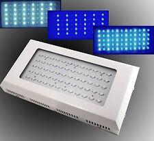 LAMPADA PLAFONIERA LUCE LED PER ACQUARIO 400X210X75 MM 30 BIANCHI 30 BLU 120W