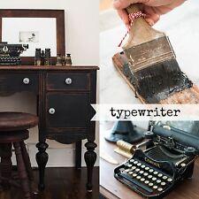 Miss Mustard Seed's Milk Paint - Typewriter black - 1 qt furniture painting DIY