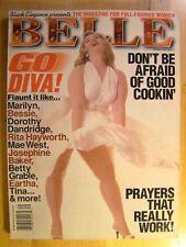 BELLE Magazine Spring 1997 Black Elegance Presents Full Figured Women