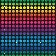 (6) Disco Backdrop insta-theme