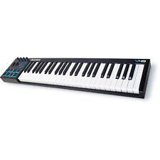 Alesis V49 49-Key USB-MIDI Software Keyboard Controller w/ Ableton Live Lite 9
