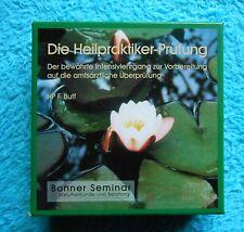 BONNER SEMINAR Heilpraktiker-Prüfung HP F. Buff 17 CDs Intensivlehrgang RAR