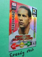 PANINI Adrenalyn 2010 FIFA World Cup South Africa Ferdinand Limited Edition 10