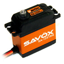 Savox SA-1231SG High Torque Coreless Steel Gear Digital Servo