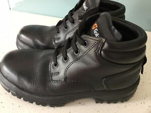 Goliath Ladies Size 5 (38) Work Boots Nwot