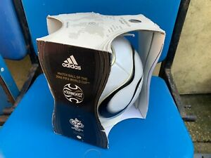 2006 FIFA WORLD CUP GERMANY ADIDAS TEAM GEIST MATCH FOOTBALL 948709 BALL