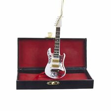 Jimi Hendrix Guitar Christmas Ornament in Gift Case New MINT Sealed!
