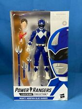 Power Rangers Lightning Collection - Mighty Morphin Blue Ranger - Hasbro