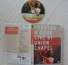 DVD PAL MUSIQUE YOUSSOU N' DOUR LIVE AT UNION CHAPEL HALL ZONE