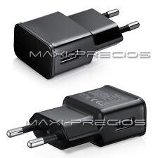 CARGADOR 2A 2000MAH RED CASA PARED USB SAMSUNG GALAXY S6 NOTE EDGE NEGRO