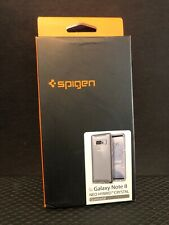 Spigen Neo Hybrid Crystal Slim Hard Bumper Clear Cover For Galaxy Note 8 Case