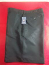 New With Tags*Chaps Golf Black Flat Front Shorts Size: 40 Style 21931R Fast Sh