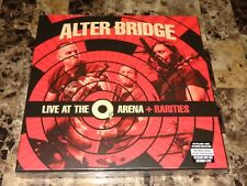 Alter Bridge Rare Live At The O2 Vinyl Box Set Mark Tremonti Myles Kennedy Creed