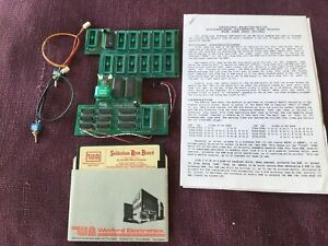 BBC Micro Solderless Sideways ROM Board