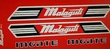MALAGUTI MONTE FULL PAINTWORK DECAL KIT