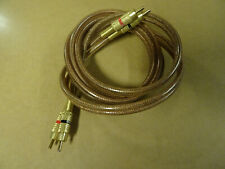 HIGH END AUDIO MONITOR CABLE TULP