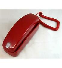 Golden Eagle Electronics trimstyle corded telephone GO5303 Red