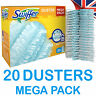Swiffer Fluffy Dusters: 20 Dust Magnet Refills - UK STOCK - Pledge compatible