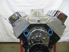 COMPLETE 454 496 STROKER CHEVY CRATE ENGINE ALUMINUM HEADS 575HP HUGE TORQUE