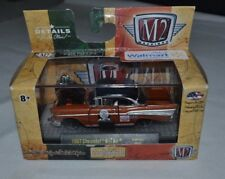 M2 MACHINES RALLY HISTORICO TRANSPENINSULAR 1957 CHEVROLET BEL AIR WMTS04