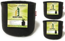 ROOTPRO Fabric Pot 5 GAL The High-Yield Grow Bag for Natural Root Pruning