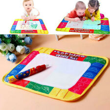 Eduacation Drawing Water Pen Painting Magic Doodle Aquadoodle Mat Board Baby Toy