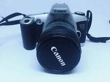 CANON EOS 500n CAMERA WITH EXTRA ZOOM LENS & CARRY CASE