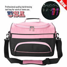 Large Pro Hairdressing Hair Equipment Salon Tool Carrying Bag Travel Storage