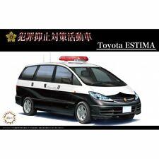 Fujimi 039824 1/24 ID-262 Toyota Estima Patrol Car