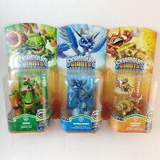 Skylanders Giants Figures Zook Whirlwind Trigger Happy Wii-U PS3 3DS Xbox 360