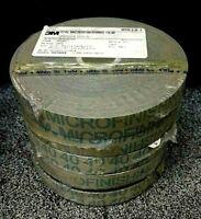 """5 Rolls - 3M Microfinishing Film 373L 3/4"""" X 150' 40 MIC 5 mil No# 051144"""