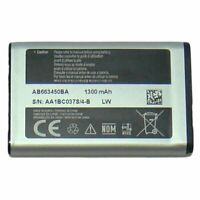 Samsung AB663450BZ Battery for Samsung Rugby & Convoy Flip Phones
