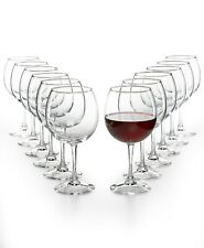 Martha Stewart Essentials 12-Oz. Red Wine Glasses Set of 10-Pieces