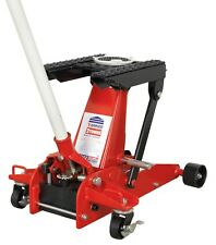 Sealey 2tonne Combination Trolley Jack - 2000CJX - Car,Van,Motorcycle,Quad