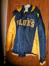 St. Louis Blues G-Iii Sports By Carl Banks Mens Hooded Lined Jacket XXL
