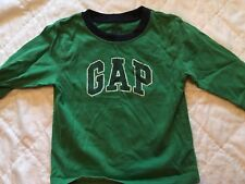 Baby Gap Infant Kids Logo Long Sleeve T Shirt Top 18/24 m Toddler