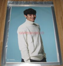EXO SING FOR YOU SMTOWN COEX Artium SUM OFFICIAL GOODS CHANYEOL A4 SIZE PHOTO