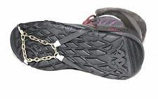 Schuhwandern, Schneeketten , Schuhketten, Gleitschutzketten für Schuhe Gr. 35-43